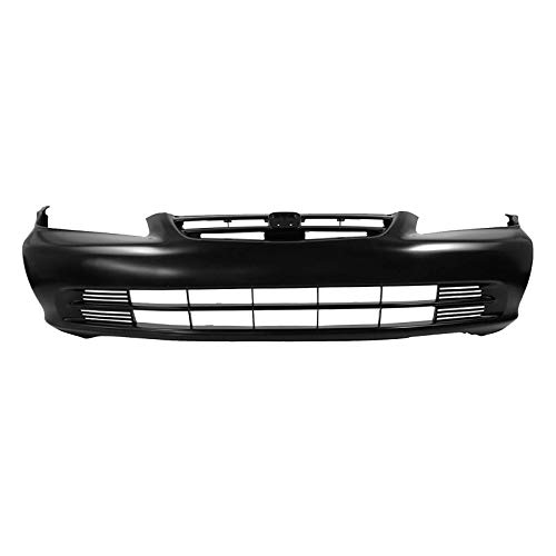 MBI AUTO - Painted to Match, Front Bumper Cover for 2001 2002 Honda Accord Sedan, HO1000196 ()