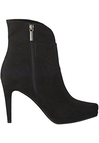 Tamaris 1-25362-29 Womens Ankle Boots Schwarz c0D1qL
