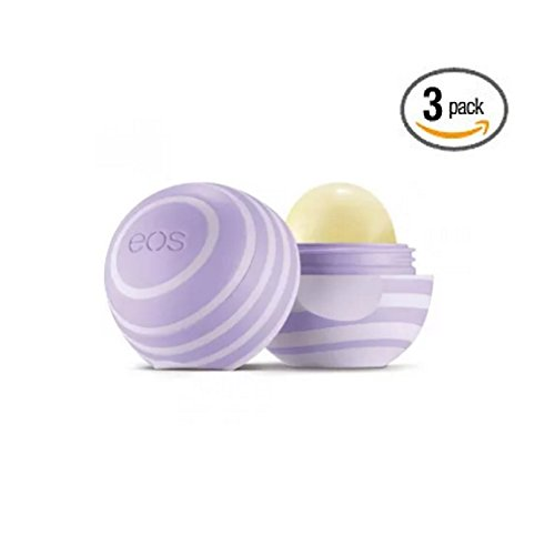 Eos Visibly Soft Lip Balm Blackberry Nectar  Pack Of 3
