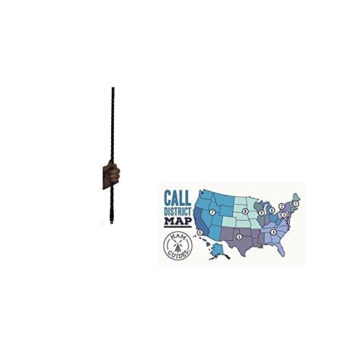 "MFJ 20m ""Ham-Tenna"" Mobile Whip and Ham Guides TM Pocket Reference Card Bundle"