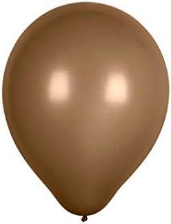 SKYLANTERN balón látex Biodegradable Chocolate 28 cm: Amazon.es: Hogar