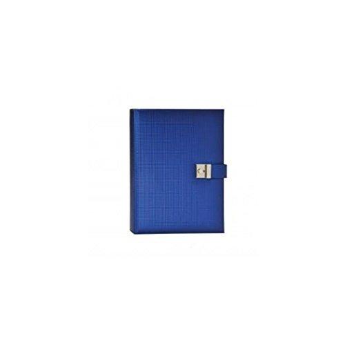 GOLDBUCH Dokumentenmappe SIRIO blau