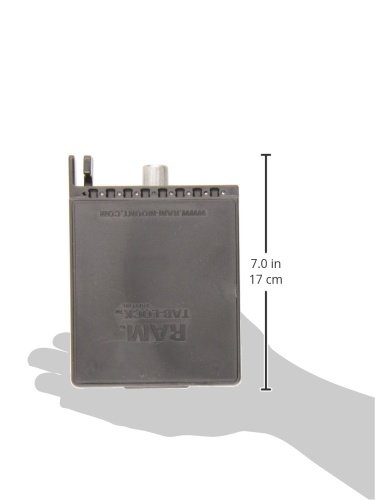 RAM Mounts (RAM-HOL-TABL20U) Locking Cradle Tab-Tite Cradle for iPad Air With Case by RAM MOUNTS