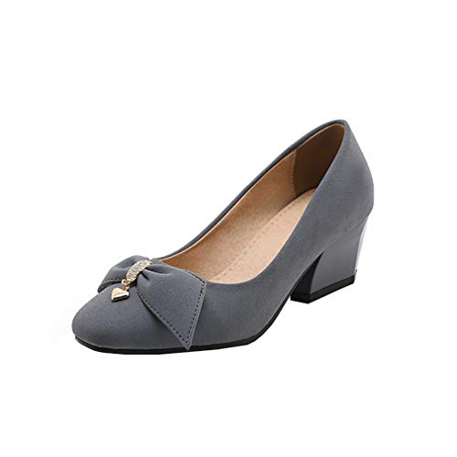 vadxst Femme Escarpins Vaneel Square ToeCM 5 Gris Glisser Chaussures sur q51dfx