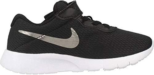 Nike Tanjun (PSV) hardloopschoenen voor jongens, zwart