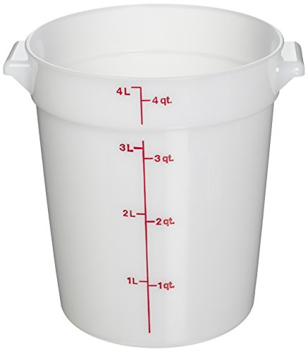 Cambro - RFS4148 - 4 qt Food Storage Container