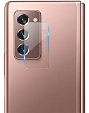 For Samsung Galaxy Z Fold 2 5GLens Camera Screen Protecor Nano Flexable HD 0.42m - Clear