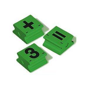 Educational Insights Jumbo Numbers and Math Symbols ()
