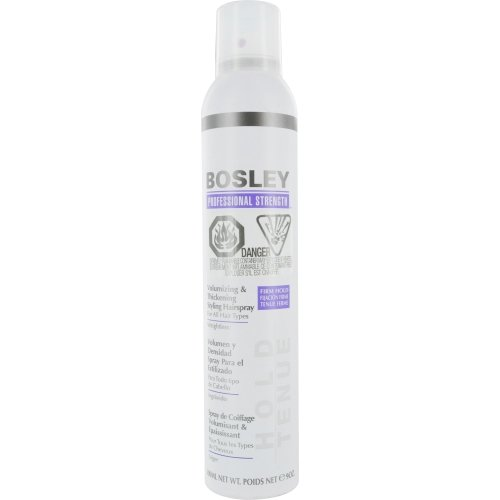 Price comparison product image Bosley Volumizing & Thickening Styling Firm Hold Hair Spray 9 Oz By Bosley
