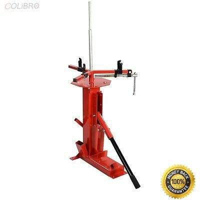 COLIBROX--4'' To 16.5'' Multi Tire Changer For Motorcycle GoCart Trailer Bike ATV Truck Product Weight: About 70 Lbs Package Include: Tire Changer Small Post Large Post 1 User's Manual by COLIBROX