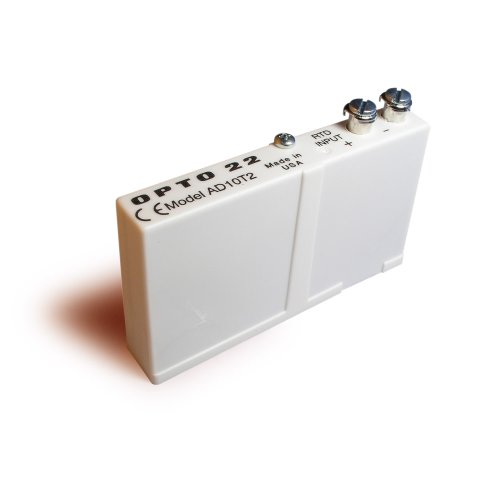 Opto 22 AD10T2 G1 RTD Analog Input Isolated Module, 100 Ohm, Accuracy +/- 0.4 degreeC