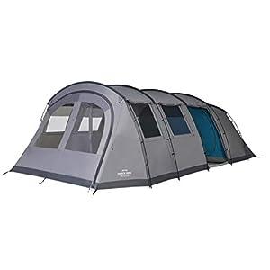 Vango Purbeck Tent, Vivid Grey, Size 600/X-Large [Amazon Exclusive]