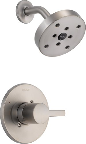 Delta Faucet T14261-SS Compel, 14 Series MultiChoice Shower Trim, Stainless