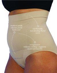Upspring bebé c-panty alta cintura incisión atención cesárea, talla 2