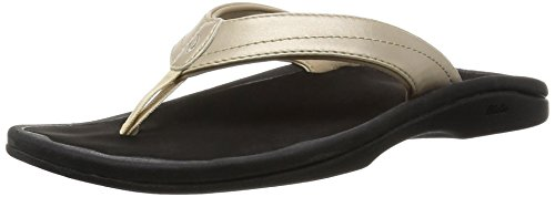 Women's Sandals Black Bubbly OLUKAI Ohana EA5wpp
