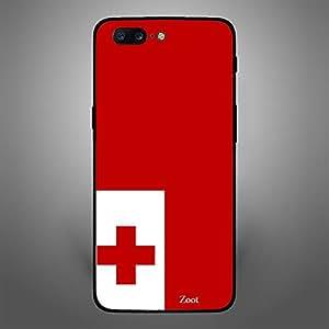 OnePlus 5 Tonga Flag