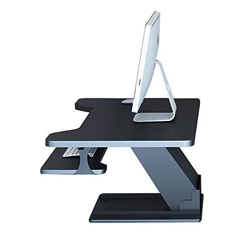 ZZWBOX Stand-up Oficina Computadora Escritorio Mesa Plegable ...