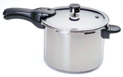 01362 Steel Pressure Cooker - 6