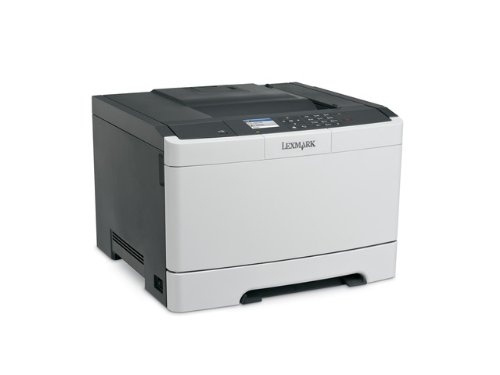 cheap lexmark cs410n compact color laser printer network ready and professional features. Black Bedroom Furniture Sets. Home Design Ideas