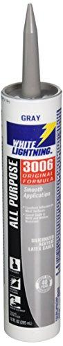 white-lightning-products-610-3006-siliconized-all-purpose-acrylic-latex-adhesive-caulk-grey