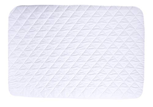 Baby Crib Mattress Pad Cover Protector Fitted Travel Waterpr