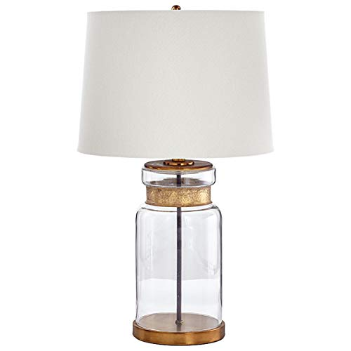Cyan Design Bonita Table Lamp Bonita 1 Light Accent Table Lamp with White Shade