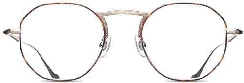 Matsuda M3057 Brushed Gold - Eyewear Matsuda