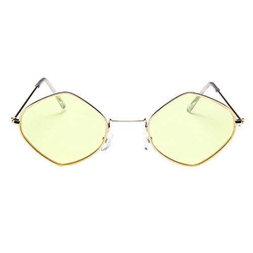 WOCACHI Women Sunglasses Big Clearance Retro Diamond Metal Frame Shades Eyewear Diamond Eyewear Sunglasses