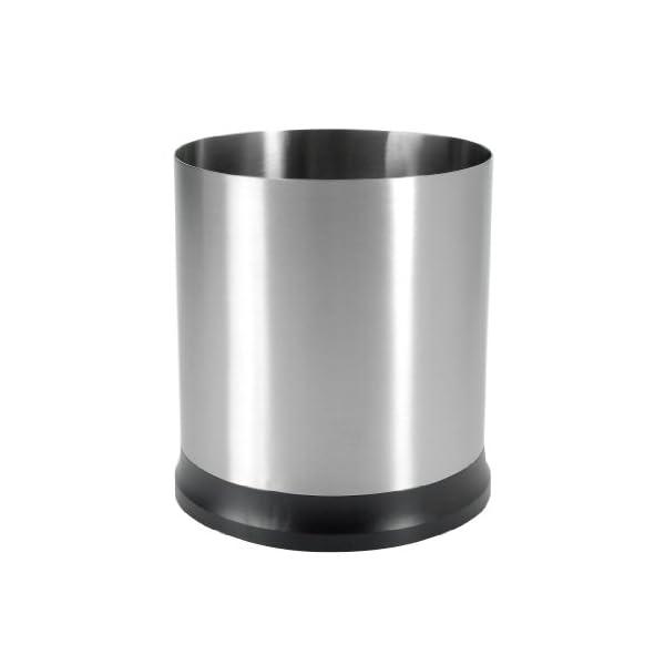 OXO Good Grips Stainless Steel Rotating Utensil Holder 1