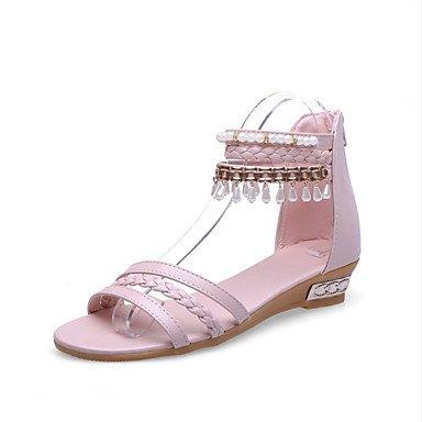 Wome's sandalias vestidos primavera verano otros PU US8.5 / EU39 / UK6.5 / CN40