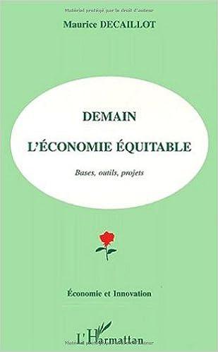 Download Demain l'économie équitable epub, pdf