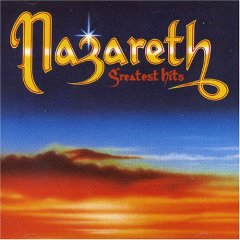 Nazareth - Greatest Hits A&M 1975