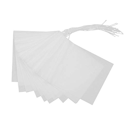 Adecco LLC Disposable Tea Filter Bags - 500 Count (500)