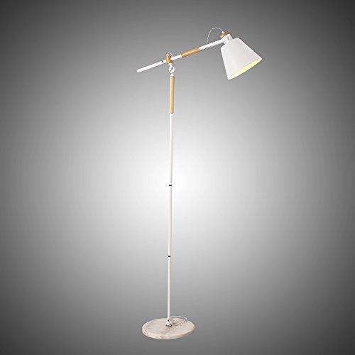 Pie, suerte piedra – Lámpara de pie (Diseño Industrial, creativo ...