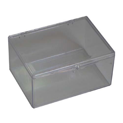 Ultra Pro Hinged 50 Card Storage Box (100/Box)