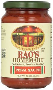 Rao's Homemade All Natural Pizza Sauce - 13 oz (12 Pack)