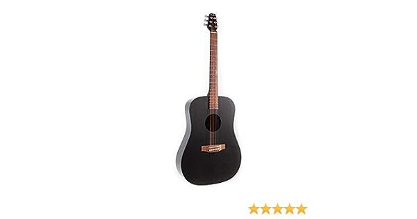 KLOS Guitars Tamaño de fibra de carbono completa Paquete de guitarra acústica (guitarra, Estuche, Correa, Capo, y más): Amazon.es: Instrumentos musicales