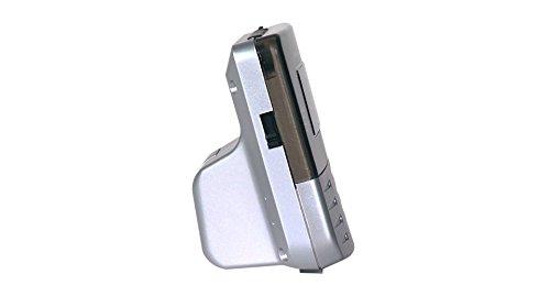 Sonic Alert Loud Dual Alarm Clock SB200ss with Vibrating Shaker