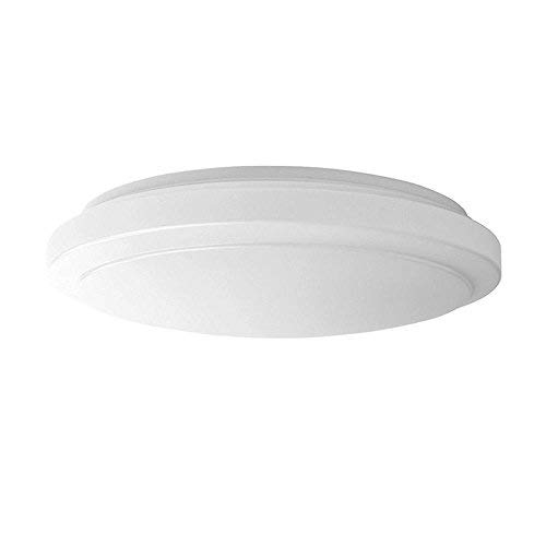 Hampton Bay 16 in. Round Bright/Cool White LED Ceiling Flushmount Light Fixture ()