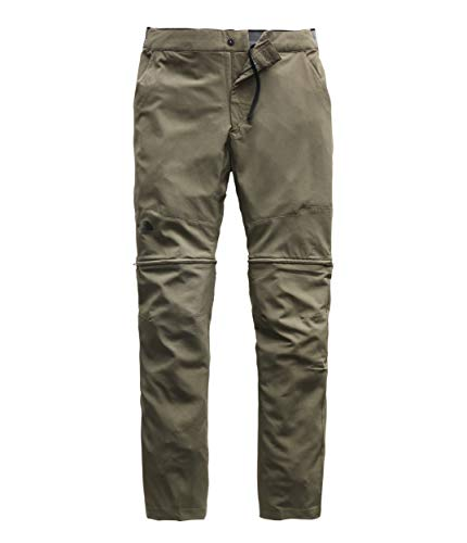 The North Face Men's Paramount Active Convertible Pants New Taupe Green 33 33