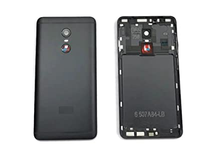 on sale 815f5 63aee Pacificdeals Housing Body Panel For Xiaomi Mi Note 4 / Redmi Note 4 With  Camera Lens + Power & Volume Key- Black Color