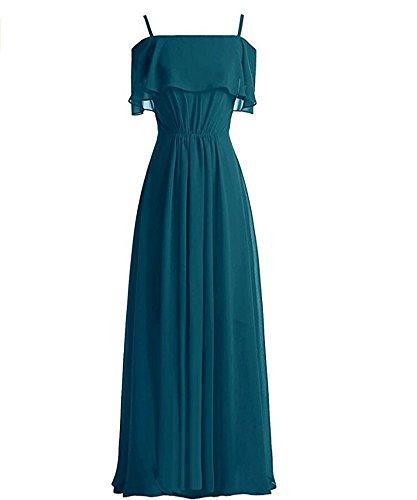 Blaugrün Beauty KA Damen Kleid Beauty Blaugrün Beauty KA Damen Kleid KA BwfqRwp
