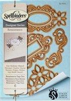 (Spellbinders Designer Series Dies - Renaissance Tags 2)