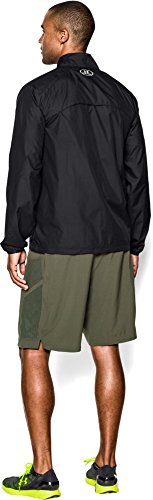 Under Armour Men's Storm Launch Run Jacket, Black (001)/Reflective, X-Large by Under Armour (Image #6)