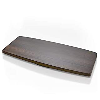 Prosumer's Choice Bamboo TV/Tablet Swivel Stand/Lazy Susan