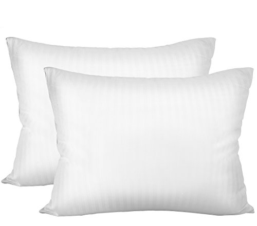 Price comparison product image Smart Home Bedding Premium Super Plush Fiber Filled Pillows. (Luxury Gel Pillow)
