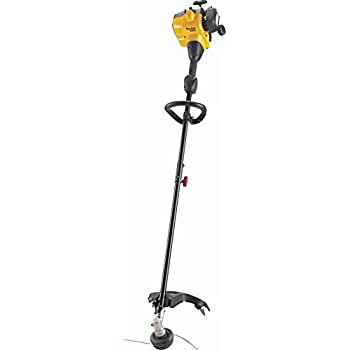 Poulan Pro 967228401 PP28LD SureFire 28cc 2-Cycle Dual Line Tap'N Go Head Straight Shaft String Trimmer, 11-Inch