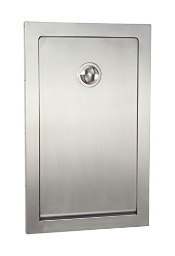 Koala Kare KB111-SSRE Vertical Recessed Baby Changing Station, Stainless Steel