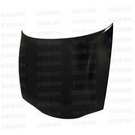 Seibon Carbon Fiber OEM-Style Hood Mitsubishi Eclipse 95-99