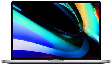 Apple MacBook Pro (16-inch, 16GB RAM, 1TB Storage, 2.3GHz Intel Core i9) – Space Gray (Renewed)